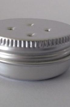 Nosework aluminium behållare